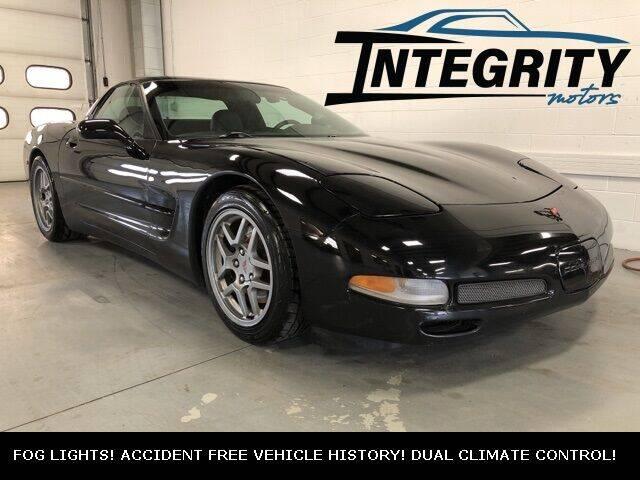 1998 Chevrolet Corvette for sale at Integrity Motors, Inc. in Fond Du Lac WI