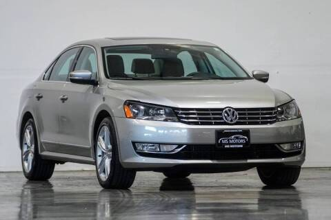 2014 Volkswagen Passat for sale at MS Motors in Portland OR