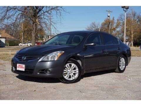2012 Nissan Altima for sale at Bryans Car Corner in Chickasha OK