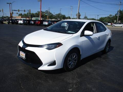 2019 Toyota Corolla for sale at Windsor Auto Sales in Loves Park IL