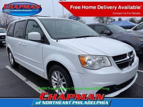 2014 Dodge Grand Caravan for sale at CHAPMAN FORD NORTHEAST PHILADELPHIA in Philadelphia PA