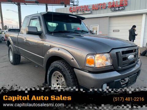 2006 Ford Ranger for sale at Capitol Auto Sales in Lansing MI