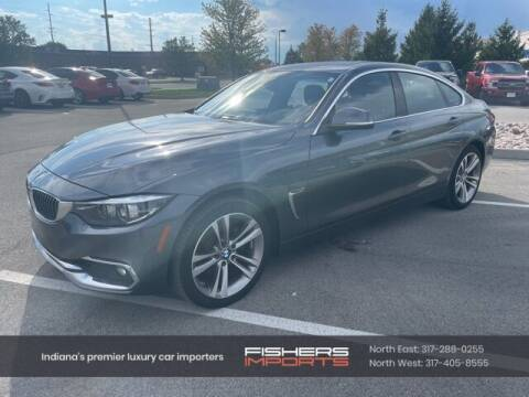 2018 BMW 4 Series for sale at Fishers Imports in Fishers IN