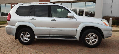 2006 Lexus GX 470 for sale at Auto Wholesalers in Saint Louis MO