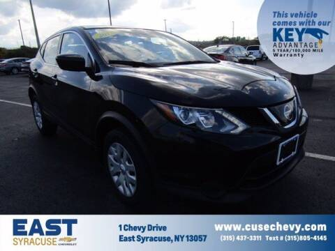 2018 Nissan Rogue Sport for sale at East Syracuse Performance Sales & Service in Syracuse NY