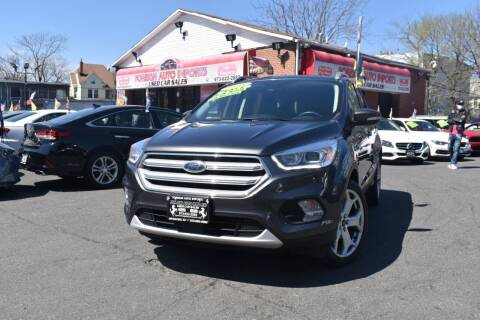 2018 Ford Escape for sale at Foreign Auto Imports in Irvington NJ