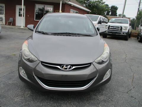 2013 Hyundai Elantra for sale at LOS PAISANOS AUTO & TRUCK SALES LLC in Doraville GA