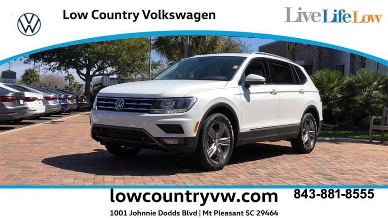 2021 Volkswagen Tiguan for sale in Mount Pleasant, SC