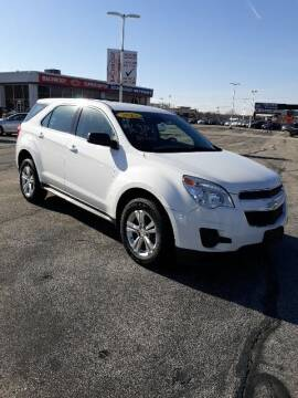 2015 Chevrolet Equinox for sale at Bachrodt on State in Rockford IL