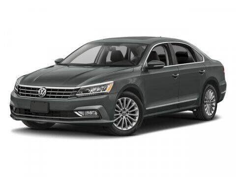 2017 Volkswagen Passat for sale at J T Auto Group in Sanford NC