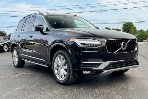 2018 Volvo XC90 for sale at Knighton's Auto Services INC in Albany NY