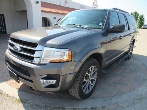 2015 Ford Expedition EL for sale at HANSEN'S USED CARS in Ottawa KS