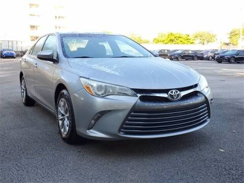 2015 Toyota Camry for sale at Selecauto LLC in Miami FL