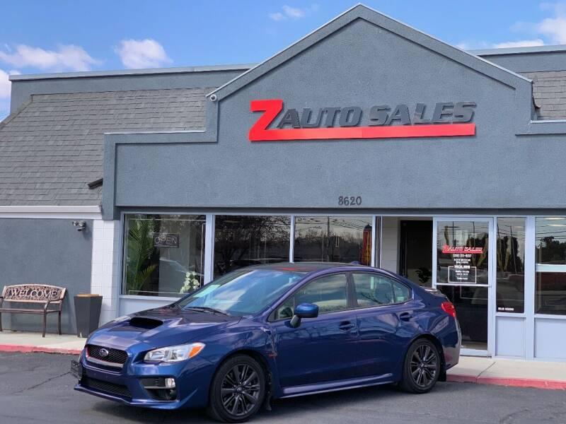 2015 Subaru WRX for sale at Z Auto Sales in Boise ID