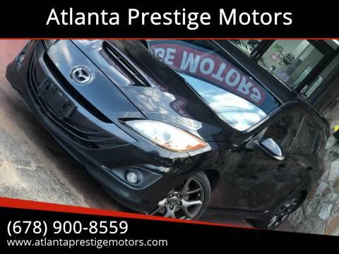 2010 Mazda MAZDASPEED3 for sale at Atlanta Prestige Motors in Decatur GA