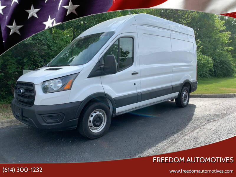 2020 Ford Transit Cargo for sale at Freedom Automotives in Grove City OH