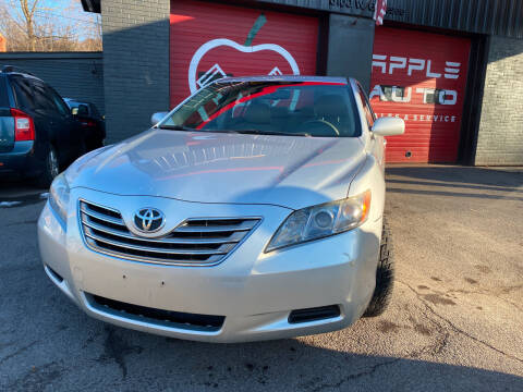 2007 Toyota Camry Hybrid for sale at Apple Auto Sales Inc in Camillus NY