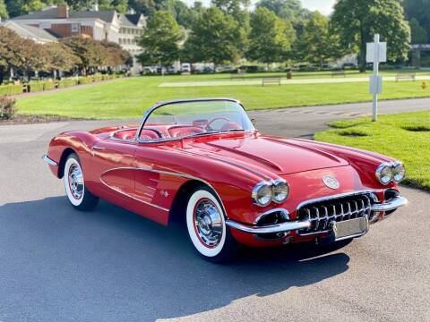 1960 Chevrolet Corvette for sale at All Collector Autos LLC in Bedford PA