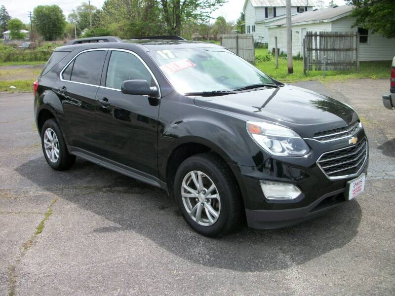 2017 Chevrolet Equinox for sale at Terry Mowery Chrysler Jeep Dodge in Edison OH