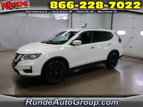 2017 Nissan Rogue for sale at Runde PreDriven in Hazel Green WI