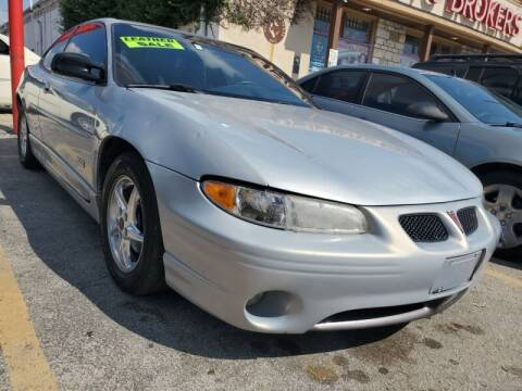 2000 Pontiac Grand Prix for sale at USA Auto Brokers in Houston TX
