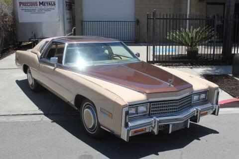 1978 Cadillac Eldorado Biarritz for sale at Precious Metals in San Diego CA