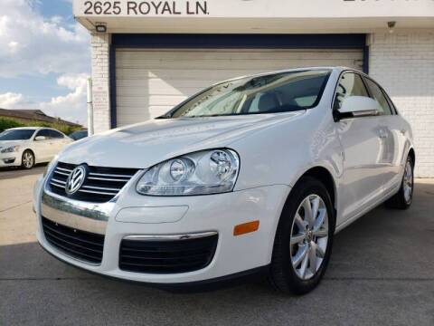 2010 Volkswagen Jetta for sale at Best Royal Car Sales in Dallas TX