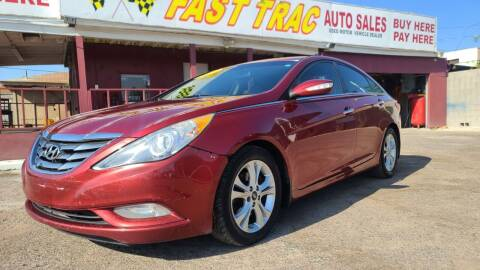 2013 Hyundai Sonata for sale at Fast Trac Auto Sales in Phoenix AZ