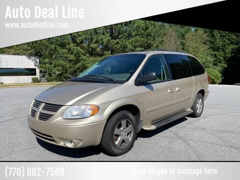 2005 Dodge Grand Caravan for sale at Auto Deal Line in Alpharetta GA