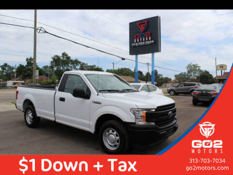 2019 Ford F-150 for sale at Go2Motors in Redford MI