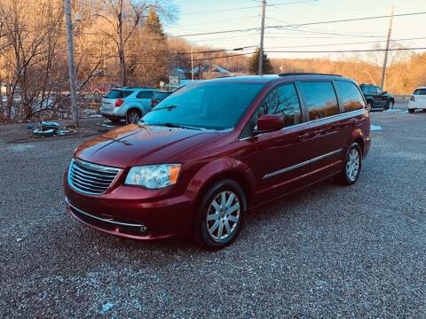 2011 Chrysler Town and Country for sale at R.A. Auto Sales in East Liverpool OH