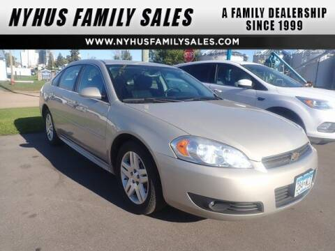 2010 Chevrolet Impala for sale at Nyhus Family Sales in Perham MN