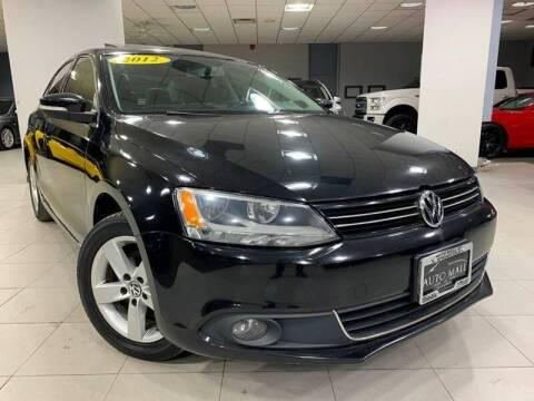2012 Volkswagen Jetta for sale at Cj king of car loans/JJ's Best Auto Sales in Troy MI