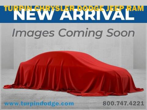2016 Jeep Cherokee for sale at Turpin Dodge Chrysler Jeep Ram in Dubuque IA