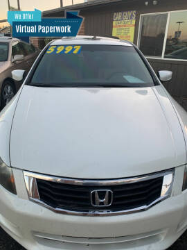 2009 Honda Accord for sale at The Car Guys in Tucson AZ