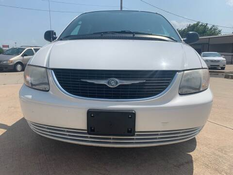 2004 Chrysler Town and Country for sale at Eagle International Autos Inc in Moore OK