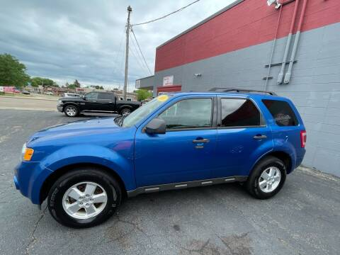 2011 Ford Escape for sale at Stach Auto in Janesville WI
