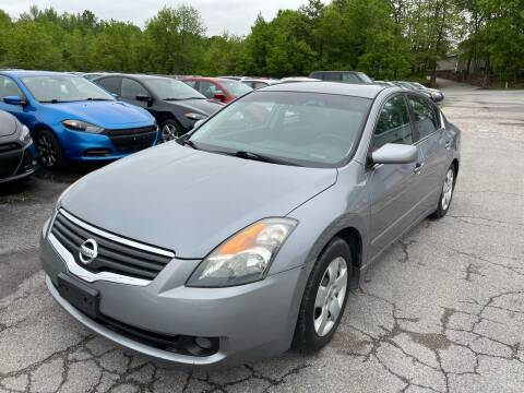 2008 Nissan Altima for sale at Best Buy Auto Sales in Murphysboro IL