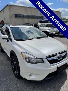 2014 Subaru XV Crosstrek for sale at Vorderman Imports in Fort Wayne IN