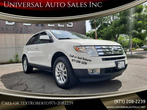 2010 Ford Edge for sale at Universal Auto Sales Inc in Salem OR