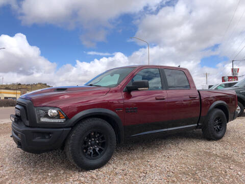 2018 RAM Ram Pickup 1500 for sale at 1st Quality Motors LLC in Gallup NM