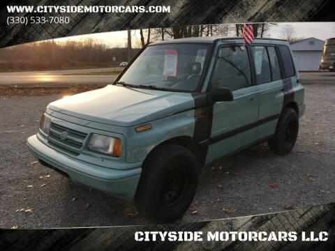 1996 Suzuki Sidekick for sale at CITYSIDE MOTORCARS LLC in Canfield OH