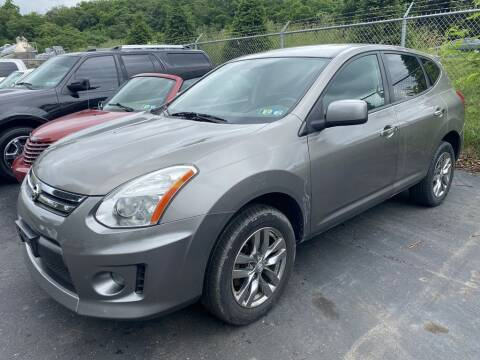 2010 Nissan Rogue for sale at Premiere Auto Sales in Washington PA
