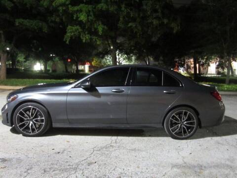 2020 Mercedes-Benz C-Class for sale at Auto Sport Group in Delray Beach FL