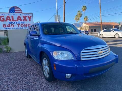 2008 Chevrolet HHR for sale at GALAXY MOTORS in Tucson AZ