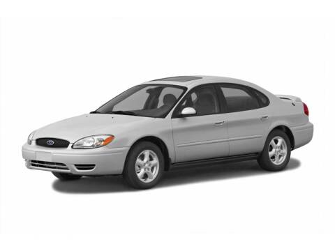 2007 Ford Taurus for sale at TTC AUTO OUTLET/TIM'S TRUCK CAPITAL & AUTO SALES INC ANNEX in Epsom NH