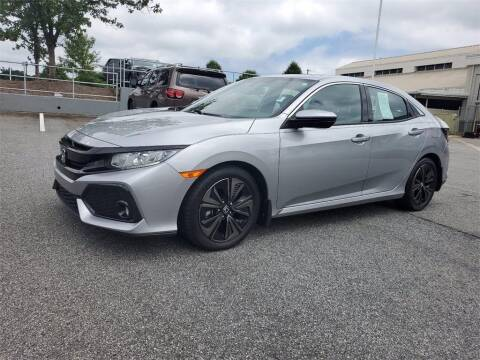 2018 Honda Civic for sale at CU Carfinders in Norcross GA