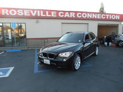 2014 BMW X1 for sale at ROSEVILLE CAR CONNECTION in Roseville CA