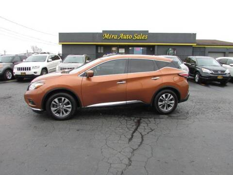 2016 Nissan Murano for sale at MIRA AUTO SALES in Cincinnati OH