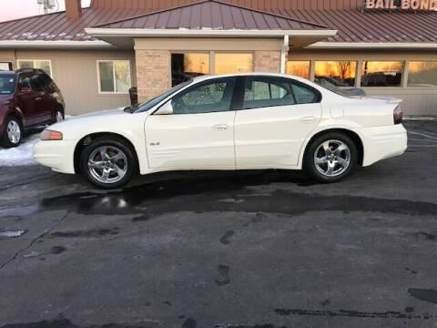 2002 Pontiac Bonneville for sale at Motors Inc in Mason MI